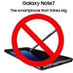 Samsung Galaxy Note 7爆発原因判明!原因はやっぱり。。。