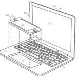 Apple、iPhoneをノートパソコンへ変化させるアクセサリーの特許を取得