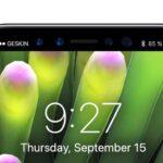 iPhone 8のディスプレイのレイアウトが流出 – Androidのようにソフトウェアキーを採用か