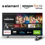 Amazon、Alexaを内蔵した4KテレビAmazon Fire TV Editionを予約開始
