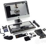 21.5インチ4K iMacは、CPUとメモリ交換が可能であることが判明