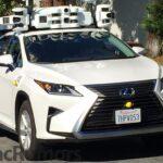 Apple、Lexus RX450h SUVで自動運転の公道テストを開始