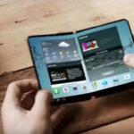 Apple、折り曲げ式ディスプレイに関する特許を出願 – 次期iPhoneは折り曲げ式か