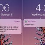 iPhone Xの通知は本人だけが見ることが可能か – Face ID