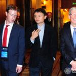 ティム・クック氏とザッカーバーグ氏が北京にて顔を合わせる
