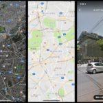 Google、Googleマップをアップデート – iPhone Xに対応