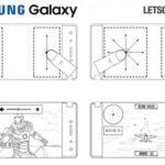 Samsung、次期Galaxy Xのデザインは任天堂3DSとよく似ている