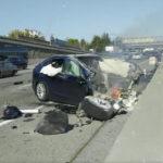 テスラモデルXの事故はAppleの技術者が乗車していた事が判明-ソフトウェアの指摘も