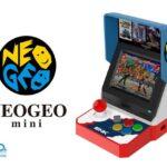 SNK、「NEOGEO mini(ネオジオミニ)」を7月24日に販売開始!価格は1万2,420円!