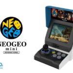 SNK、「NEOGEO mini」の収録タイトルを発表!-2018年夏に販売開始へ