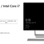 Surface Studio 2の発表は間近!?米国にて全モデルが在庫切れへ