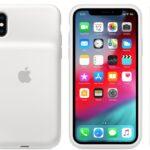 Apple、iPhone XS/XR用Smart Battery Caseを販売開始-純正バッテリーケース