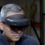 Microsoftの発表前にヘッドセットディバイス「HoloLens 2」がリーク