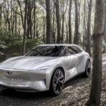 日産、インフィニティとしてセダンタイプの電気自動車(EV)のコンセプトモデルを発表