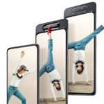 Samsung、Galaxy A80を正式発表!回転式のポップアップカメラを搭載