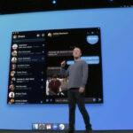 Facebook、「F8」にて新しいデザインとメッセンジャーの新機能、Instagramのクリエイトモードを発表