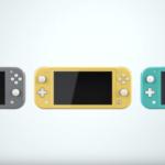 Nintendo Switch Liteが正式発表!ポータブルゲーム機として発表へ