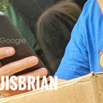 Google Pixel 4と思われるテスト機がロンドンで見つかる