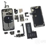 iFixit、iPhone11 Pro Maxの分解レポートを公開!双方ワイヤレス充電に対応か