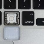 Macbook Pro 16インチのシザー式キーボードの分解レポートが公開
