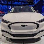フォード、マスタング マッハ-Eを31.7万円値下げ-Teslaを意識か
