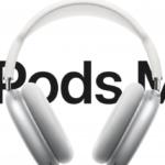 Appleブランド初のヘッドホン「AirPods Max」を正式発表!